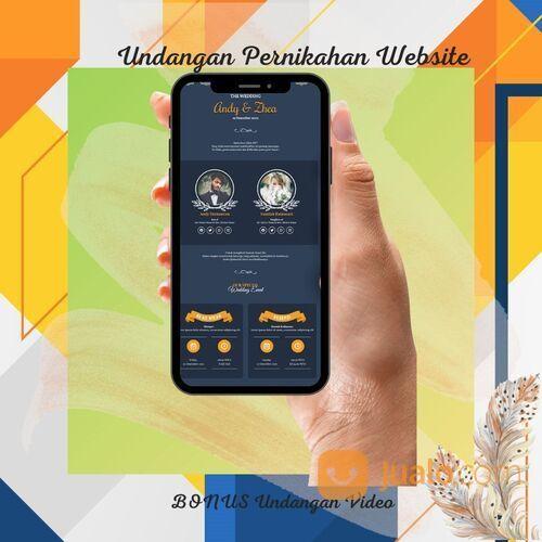 Undangan Website Gratis Video Murah (30712066) di Kota Bandung