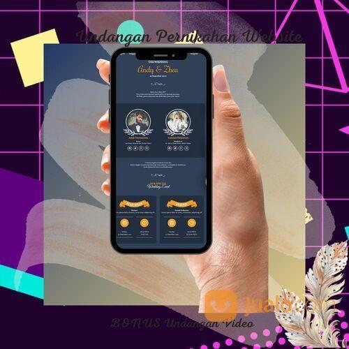 Undangan Website (30712300) di Kota Bandung