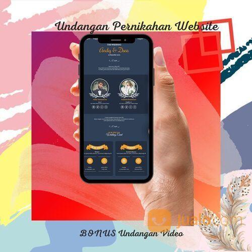 Undangan Website (30712530) di Kota Bandung