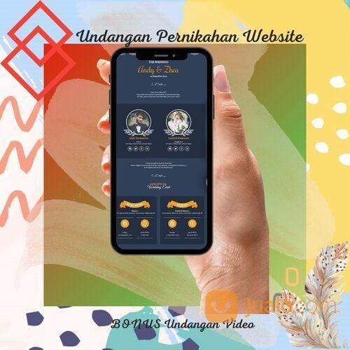Undangan Pernikahan Website Gratis Video Murah (30712545) di Kota Bandung