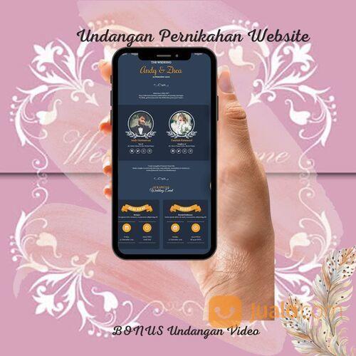 Undangan Pernikahan Website Gratis Video Murah (30712807) di Kota Bandung