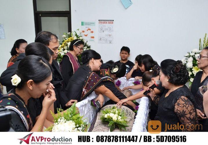 Jasa Foto Dan Video Acara Pemakaman Adat Batak Murah Di Jakarta, Bekasi, Depok, Bogor (30724921) di Kota Jakarta Timur