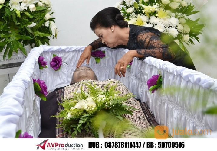 Jasa Dokumentasi Acara Pemakaman Di Jakarta Murah (30733909) di Kota Jakarta Barat