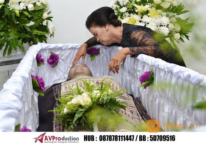 Jasa Foto Dan Video Acara Pemakaman Di Jakarta, Bekasi, Tangerang (30740089) di Kota Jakarta Timur