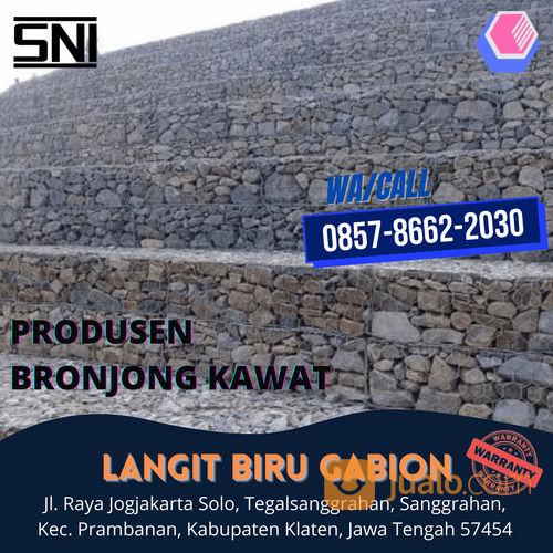 WA 0857-8662-2030, Pabrik Kawat Bronjong Pagar Brebes, Bronjong Kawat Pabrikasi (30765636) di Kab. Brebes