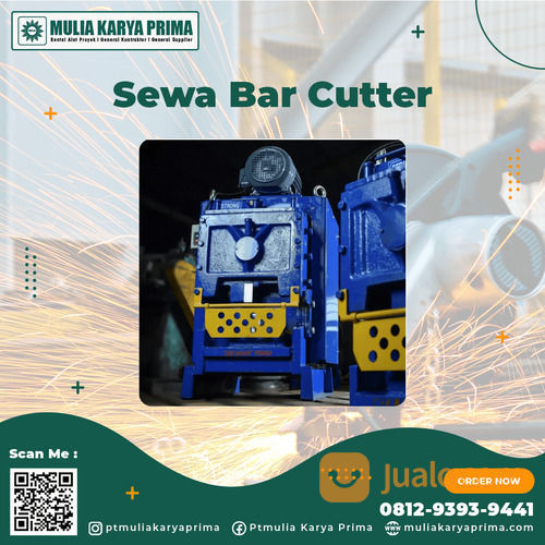 Sewa Bar Cutter Salakan / Sewa Bar Cutting Kab. Banggai Kepulauan (30783900) di Kab. Banggai Kep.