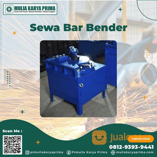 Sewa Bar Bender Salakan / Sewa Bar Bending Kab. Banggai Kepulauan (30784064) di Kab. Banggai Kep.