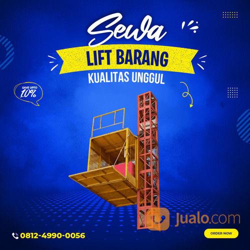 Rental / Sewa Lift Barang, Lift Proyek 1-4 Ton Seluma (30793446) di Kab. Seluma
