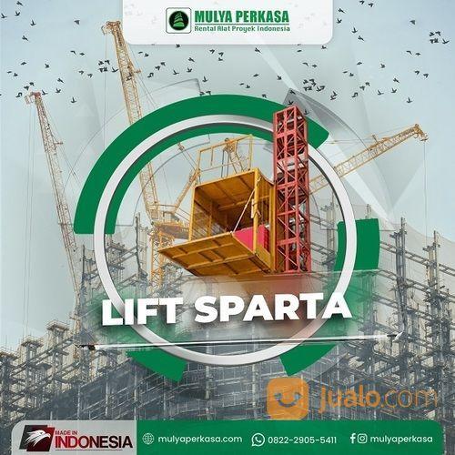 Sewa Lift Barang Sumenep | Sewa Lift Material Proyek (30801158) di Kab. Sumenep
