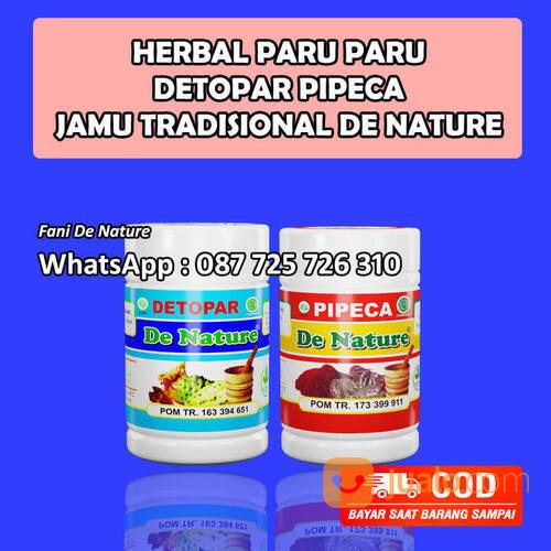 Obat Paru Paru Dan Lambung Detopar Pipeca Aman Tanpa Efek Samping (30823327) di Kab. Gorontalo