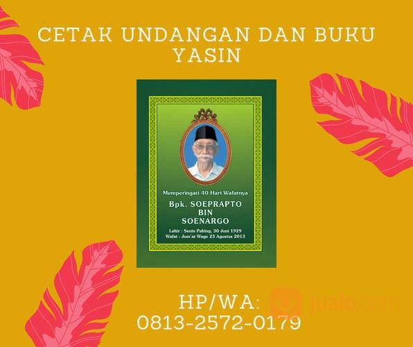 Cetak Undangan Dan Buku Yasin Semarang HP/WA: 0813-2572-0179 PRIMA EXPRESSINDO (30839356) di Kab. Kendal