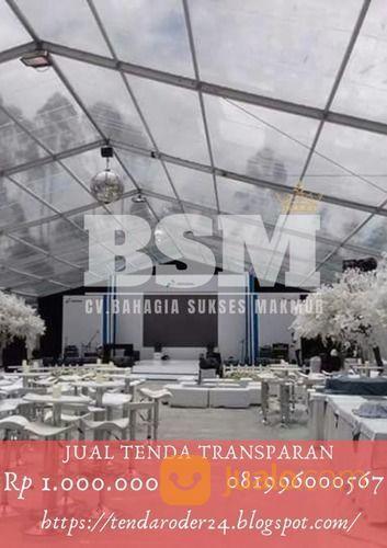 TENDA TRANSPARAN HARGA TERBARU | BANDA ACEH (30850643) di Kab. Gorontalo Utara