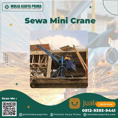 Sewa Mini Crane//Mini Crane Lombok (30850759) di Kab. Lombok Barat