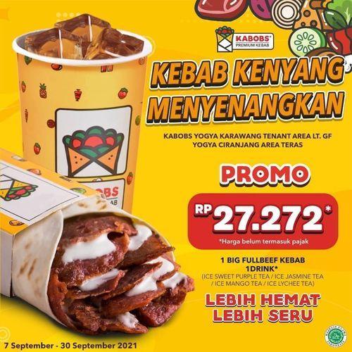 KABOBS PROMO Rp. 50.000 (30856243) di Kota Jakarta Selatan