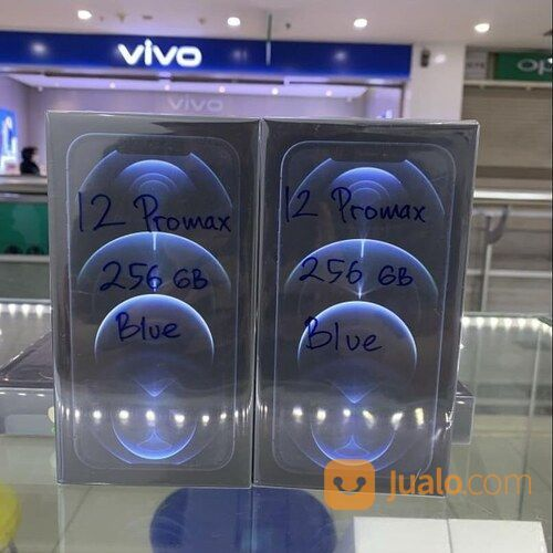 IPHONE 12 PRO MAX 256GB (30857400) di Kota Jakarta Timur