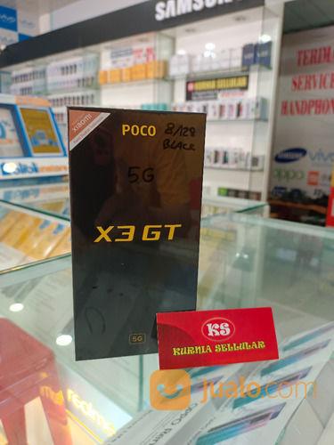 POCO X3 GT 5G 8/128 NEW RESMI (30862761) di Kota Semarang