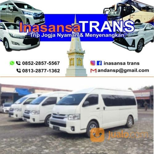 CANDI BARONG | Rental New Avanza Facelift Innova Reborn Inasansa Trans (30865974) di Kota Yogyakarta