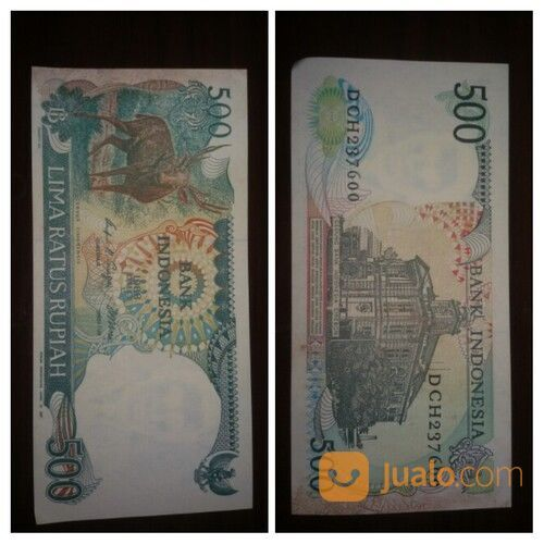 Uang Kertas Rusa (30876215) di Kota Bandung