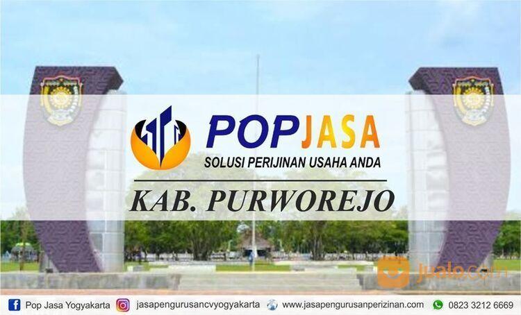 Gak Perlu Binggung Urus Legalitas, Solusinya Hanya Di POPJASA (30887475) di Kab. Purworejo