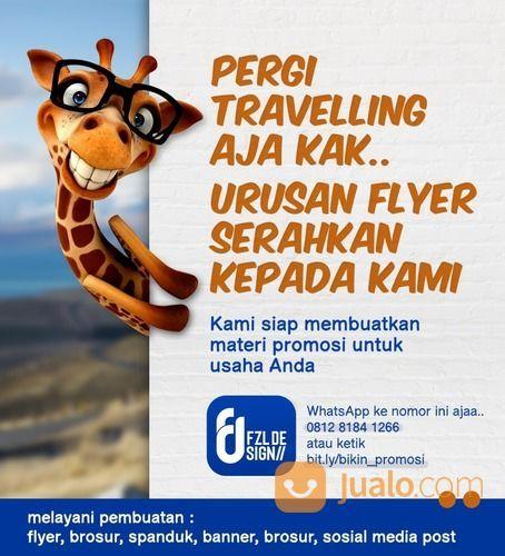 Jasa Desain Grafis Faisal Design - Melayani Pembuatan Desain Untuk Usaha Anda BIAR TAMBAH CIAMIK (30906040) di Kota Tangerang Selatan