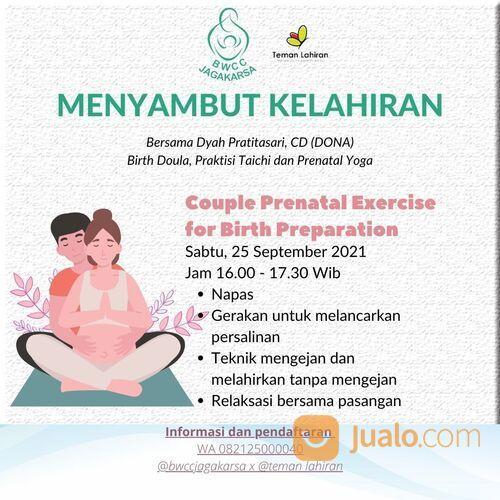 KELAS MENYAMBUT KELAHIRAN (30907201) di Kota Jakarta Selatan