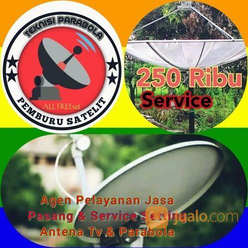 Toko Supplier Antena Parabola Ahli Jasa Pasang Service Setting Di Petogogan Jakarta Selatan (30909205) di Kota Jakarta Selatan