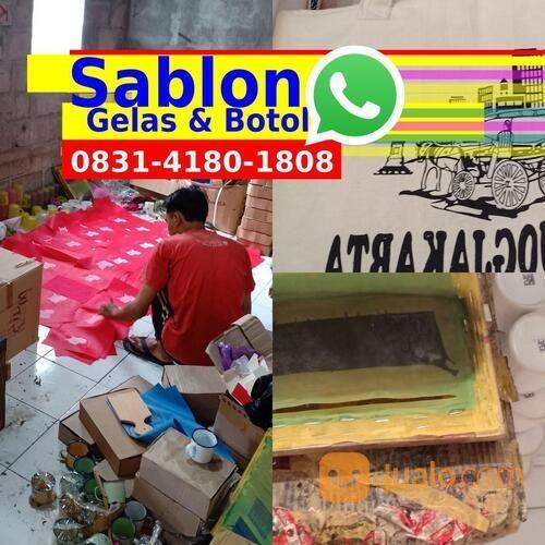 Harga Sablon Botol Minum (30911026) di Kab. Bangka Tengah