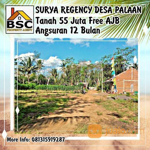 Tanah Surya Regency Dekat Perkampungan (30911117) di Kab. Malang