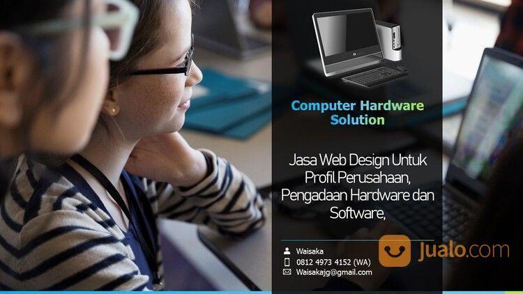 Jasa Maintenance IT Untuk Kantor & Pembuatan Website Untuk Profil Perusahaan (30917884) di Kota Jakarta Barat