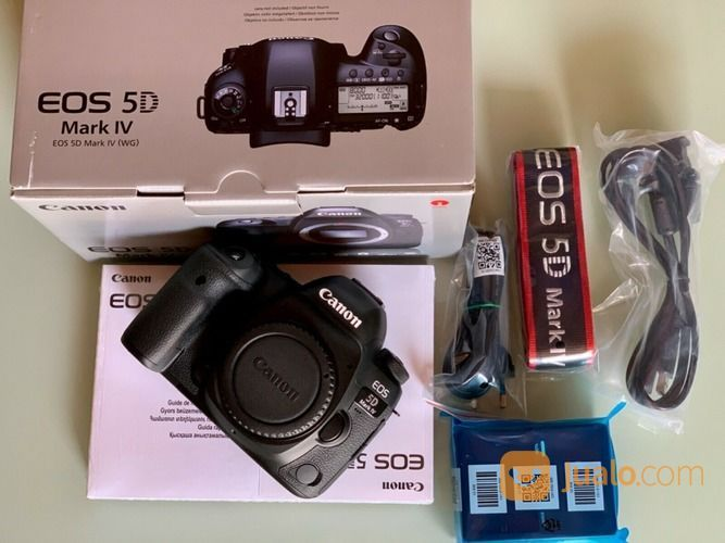Brand New Canon EOS 5D Mark IV 30.4MP Digital SLRCamera For Just $800usd (30928104) di Kota Jakarta Pusat