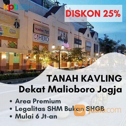 DEKAT MALIOBORO; KAPLING PERUMAHAN LEGALITAS SHM LUASAN IDEAL (30931419) di Kota Yogyakarta