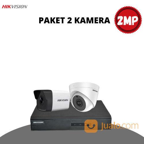 HIKVISION 2MP PAKET 2 KAMERA (30946429) di Kota Surabaya