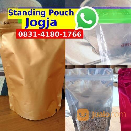 Harga Kemasan Standing Pouch Printing (30958690) di Kab. Bantul