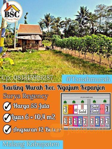 Tanah Kavling Siap Bangun (30969725) di Kab. Malang