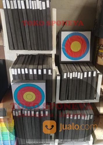 Target Panahan / Sasaran Target / Sasaran Panah Uk 50 X 50 Cm & 60 X 60 Cm (30995090) di Kota Jakarta Timur