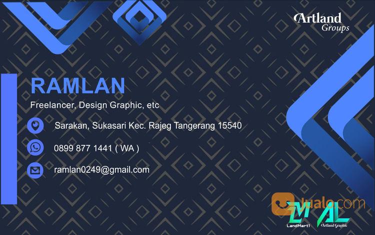 Desain Grafis & Editing Video Berkualitas Dan Bergaransi (31012597) di Kab. Tangerang