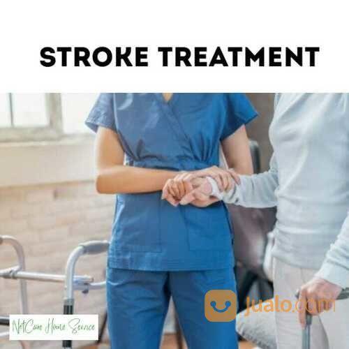 Perawat Homecare Pasien Stroke (31052752) di Kota Bekasi