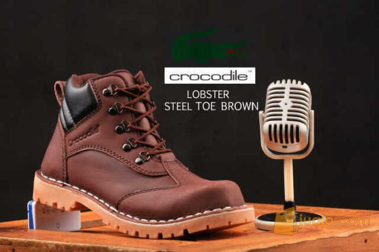 Sepatu crocidiel boot mode gaya pria 3123399