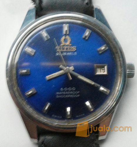 jam tangan titus (3402411) di Kota Jakarta Timur