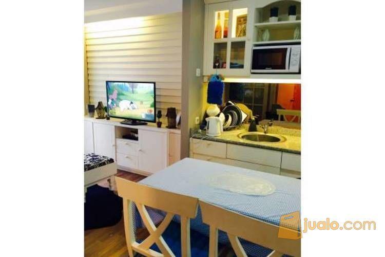 Cepat Green Lake Apartment 1 BR Full Furnished, Jakarta Utara PR1193 (3405569) di Kota Jakarta Utara