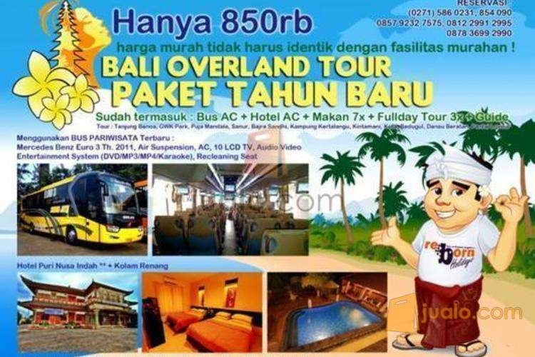 BALI OVERLAND TOUR - PAKET TAHUN BARU (342688) di Kota Surakarta