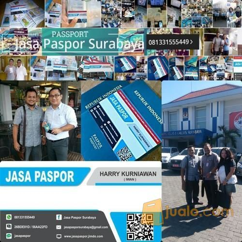 Biro Jasa Paspor (3495979) di Kab. Sidoarjo