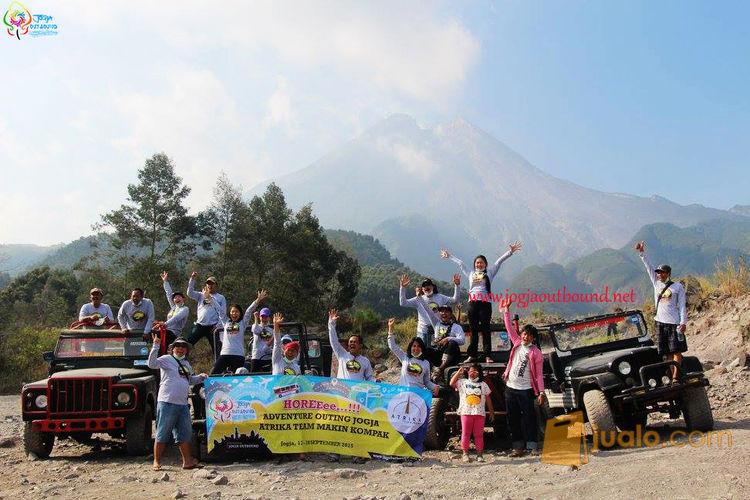 Lava Tour Merapi, Lava Tour Merapi Jogja (3500081) di Kab. Sleman
