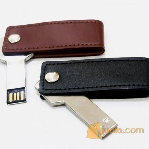 USB Flash Disk Kulit Untuk Promosi (3500747) di Kota Tangerang