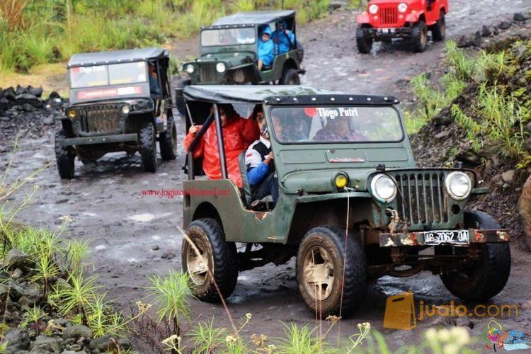Paket Lava Tour Jogja, Paket Jeep Lava Tour (3624087) di Kab. Sleman