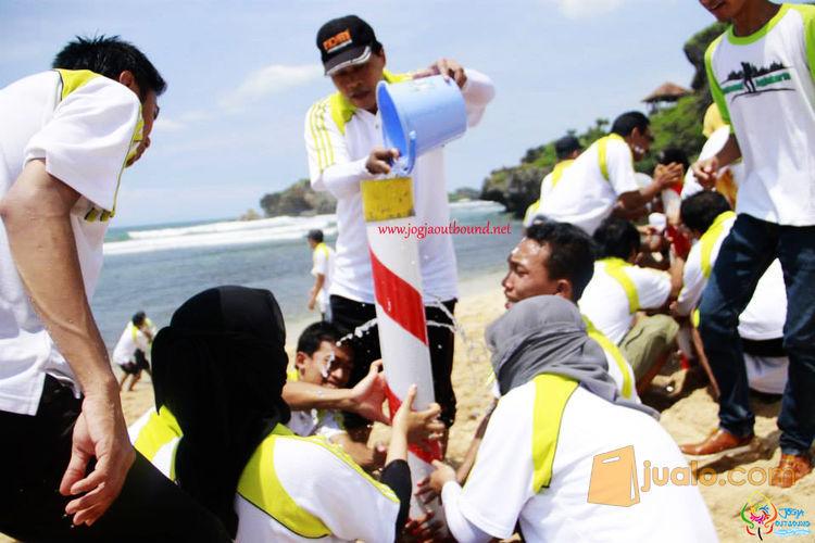 Paket Outbound Pantai, Outbound di Pantai Jogja (3649925) di Kab. Sleman