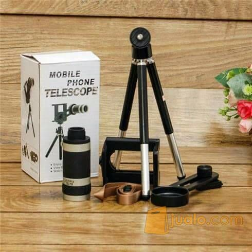Universal telezoom gr fotografi perlengkapan kamera pro 3666355