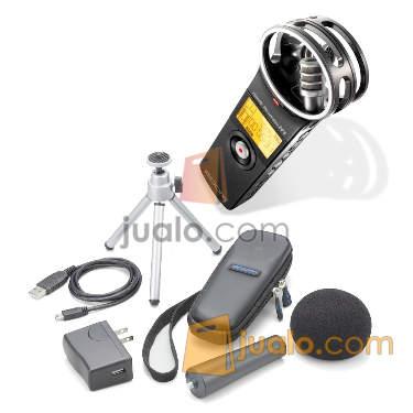 Jual Zoom H1 Handy Recorder Murah Di Bandung Bandung Jualo