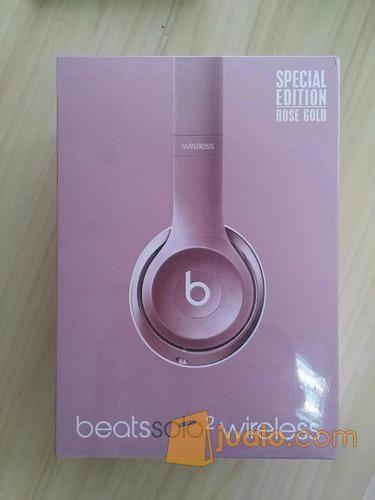 Headphone bluetooth Beats Solo 2 Rose Gold Special Edition (3670589) di Kota Jakarta Barat
