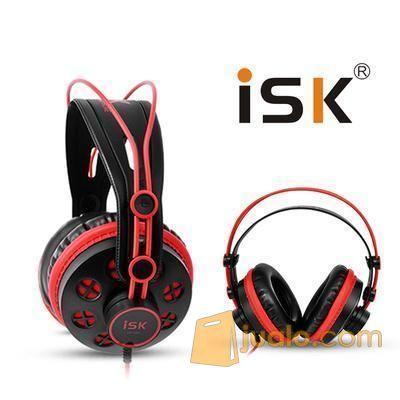 Headphone Monitoring ISK HP-580 Murah Di Bandung (3673305) di Kota Bandung